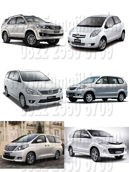 Bali Rent Car Easy Call Easy Pay