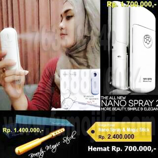 Jual NanoSpray dan Magic Stick di Indonesia